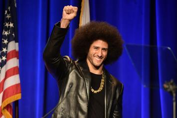 Colin Kaepernick Reveals A 2015 Police Shooting Sparked His Activism