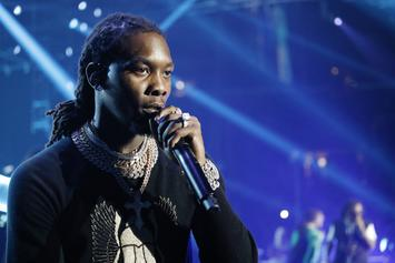 Offset Receives Three Tickets & A Warning During Old Traffic Stop: Watch