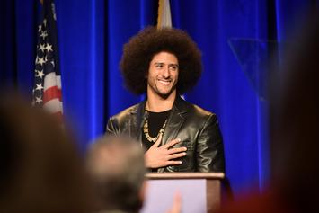 "Colin Kaepernick's Lawyer Calls Jay Z's NFL Partnership ""Cold-Blooded"""
