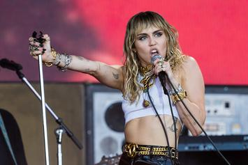 Miley Cyrus Gets New Ink Inspired By Italian Getaway With Kaitlynn Carter