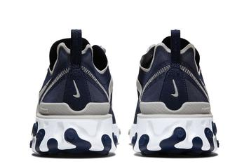 "Nike React Element 55 Releasing In ""Penn State"" Colorway Coming Soon"