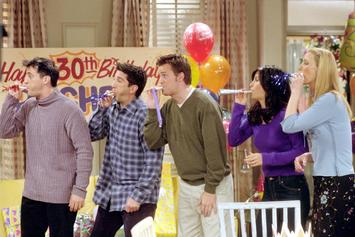 """""""Friends"""" Was Almost Meant To Have A Seventh Character"""