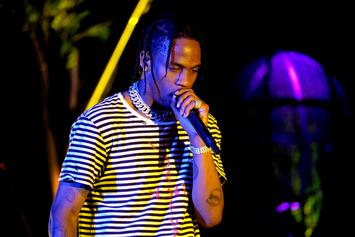 """Travis Scott's Netflix Documentary """"Look Mom I Can Fly"""" Trailer Is Here"""