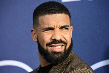 Drake Popped Up On Joe Budden's Instagram Live To Troll His Pool Party