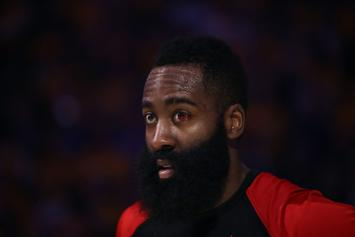 """James Harden Looking To Unleash """"One-Legged 3"""" On The NBA"""