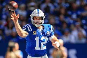 Colts Won't Recoup Andrew Luck's $24 Million In Signing Bonuses