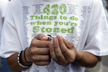New York's Law To Decriminalize Marijuana Begins Today