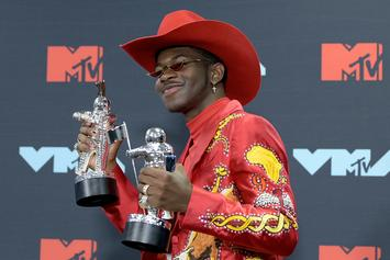 "Lil Nas X Appears To Be Sick Of Answering Questions About ""Old Town Road"""
