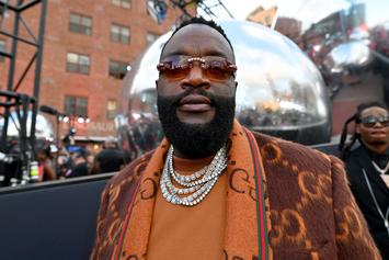 Rick Ross Recalls Sh*tting Himself During Seizure While In Bed With Woman