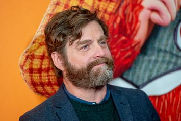 """Zach Galifianakis' """"Between Two Ferns"""" Finally Drops The Trailer We've Been Waiting For"""