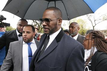 R. Kelly Prosecutors Slam Prison Mistreatment Claims, Says He Bought Snickers