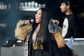 """Nicki Minaj Airs Out """"Hip Hop Heads"""" Who Came For Her Writing Ability"""