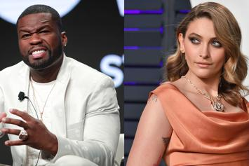 Paris Jackson Shuts Down 50 Cent Over Michael Jackson Vs. Chris Brown Debate