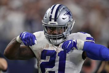 Ezekiel Elliott Teases Cowboys Fans With Epic Hype Video: Watch