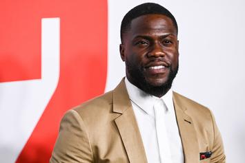 "Kevin Hart's Doing ""OK"" On Heavy Pain Meds; Rehab To Begin Next Week"
