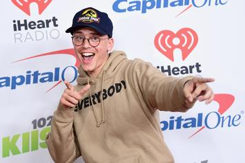 Logic Confirms That He's Married To Pregnant Brittney Noell
