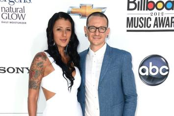 Linkin Park's Chester Bennington's Wife Engaged Two Years After His Suicide