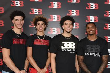Lonzo Ball Offers High Praise For Brother LaMelo, Reveals Who's Better