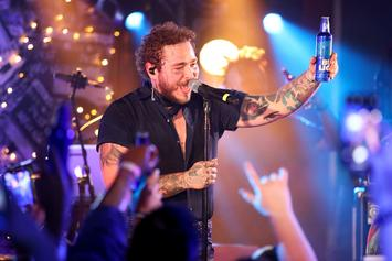 """Post Malone Made Most Of """"Hollywood Bleeding"""" In Three Days"""