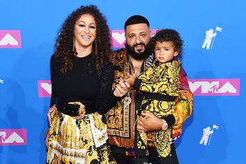 DJ Khaled Announces He & His Wife Are Expecting Another Baby