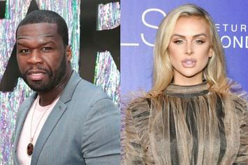 50 Cent Is Not Letting Up On Trolling Randall Emmett's Fiancée Lala Kent