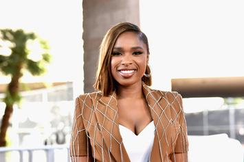 "Jennifer Hudson Referred To Her Diamond Bracelets As ""Slavery Scars"""