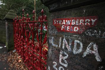 """Site That Inspired The Beatles' """"Strawberry Fields Forever"""" Opens To The Public"""