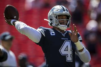 Dak Prescott Shades Josh Norman After Recent String Of Criticism