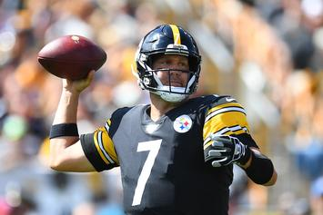 Ben Roethlisberger Reacts To Heartbreaking Season-Ending Injury