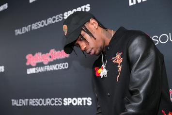 Travis Scott Drops $1.6 Mil On Luxury Maybach G650 Landaulet