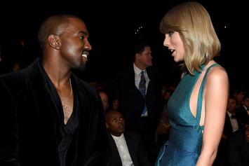 """Taylor Swift Talks Past Problems With Kanye: """"He Did The Same Thing To Drake"""""""