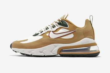 """Nike Launches Air Max 270 React """"Music Pack"""" Inspired By Hip-Hop & Other Genres"""