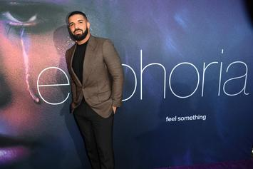 """Drake's """"Waiting To Exhale"""" Crew Neck Sweater Is A Hit With The Ladies"""