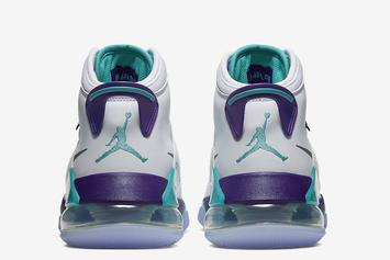 """Jordan Mars 270 Throws It Back With """"Grape"""" Colorway: Official Photos"""