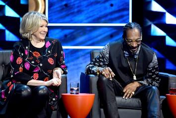 Snoop Dogg Proves Martha Stewart Has More Street Cred Than Tekashi 6ix9ine