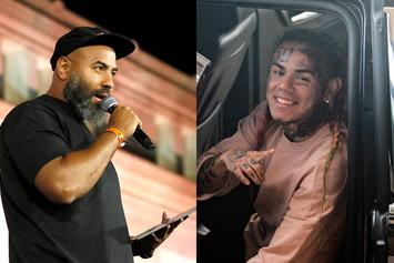Ebro Shares Theory That Tekashi 6ix9ine Has Been A Federal Informant All Along