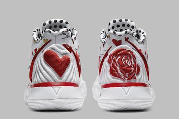 "Nike Kyrie 5 x Sneaker Room ""I Love You Mom"" Collab Coming Soon"