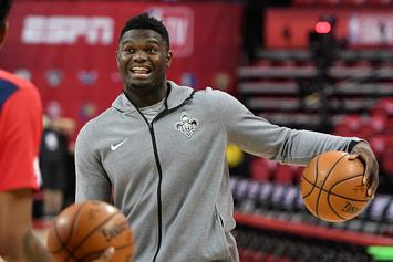Zion Williamson Debuts New Air Jordan 34 Colorway: First Look