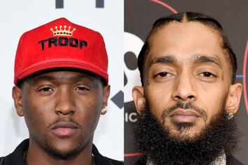 "Hit-Boy Shares Old Text Messages With Nipsey Hussle About ""Racks In The Middle"""