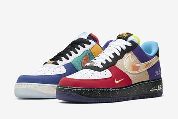 "Nike Air Force 1 Low ""What The L.A."" Release Details Revealed"