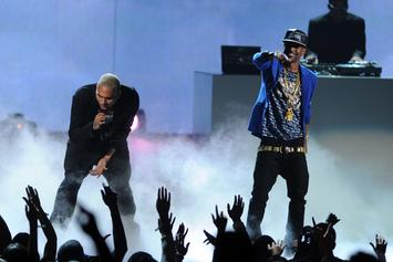 """Chris Brown & Big Sean Reunite: """"Can Go Months Without Speaking"""""""