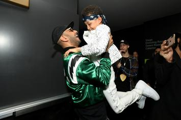 Swizz Beatz Reflects On His Son Working With Kendrick Lamar Before Him