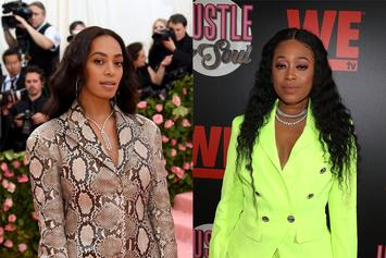 Solange Gets Interviewed By Trina Over Text For L'Officiel Magazine