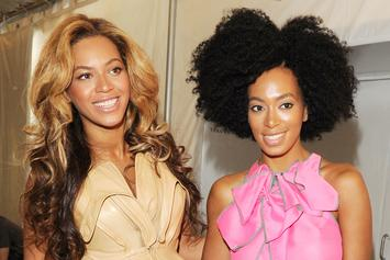 Beyonce & Solange Are In The Clear Following Dad's Cancer Diagnosis