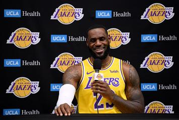 LeBron James' Lakers Role Is Reportedly Being Shifted Around: Details