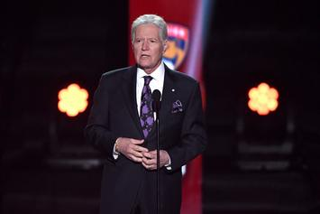 "Alex Trebek May Step Down As Host On ""Jeopardy!"" Due To Battle With Cancer"