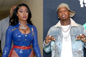 MoneyBagg Yo Rocks Megan Thee Stallion Grill To Announce Joint Single