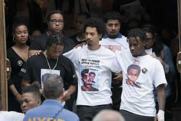 "Five Gang Members Receive Life Sentences For Murder Of ""Junior"" Guzman-Feliz"