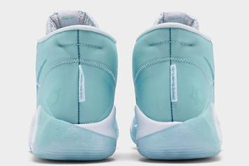 """Nike KD 12 """"Blue Gaze"""" Coming Soon: Release Date, Official Images"""