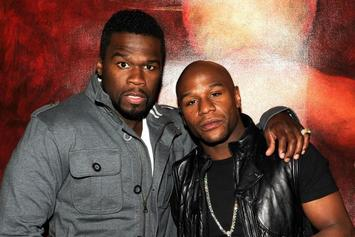 50 Cent Involves Gervonta Davis In His Beef With Floyd Mayweather
